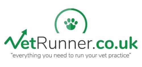 Logo saying VetRunner.co,uk