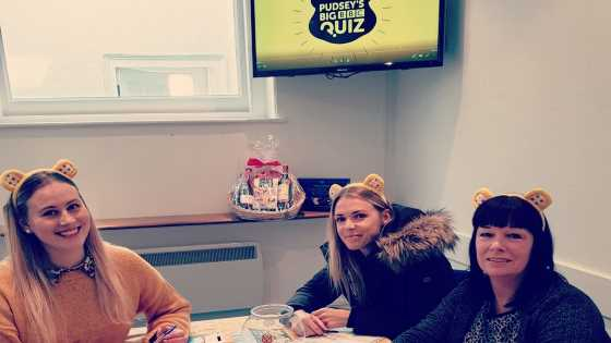 Children In Need: Pudsey's Big Quiz